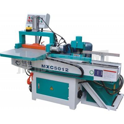锐佳供应MXC5012液压自动梳齿榫开榫机(单锯)