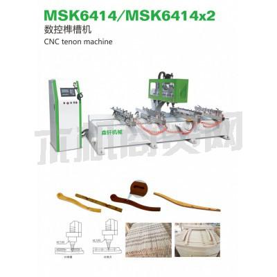 森轩供应MSK6414-MSK6414X2数控榫槽机