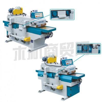 马氏机械供应MBZ524/MBZ524X2双轴自动木工平刨床