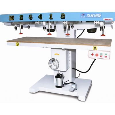 MZ-5412立式气动可调多轴木工钻床