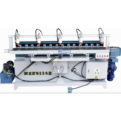 MZX-5114B液压多轴钻铣槽机
