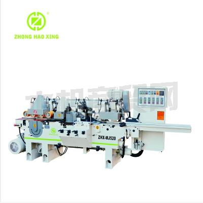 中豪兴供应ZHX-MJ520 620四面刨多片锯四面刨上下锯