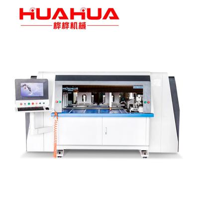 桦桦机械-SKS-1200全自动数控钻孔机