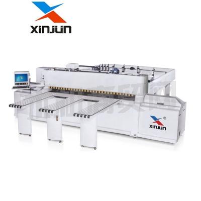 新俊数控-XJ-1325G电子裁板锯,电子锯