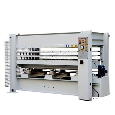现代王氏ballbet体育H1R100吨3层热压机