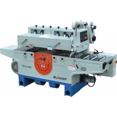 青城供应MJ1440F-自动多片纵锯机