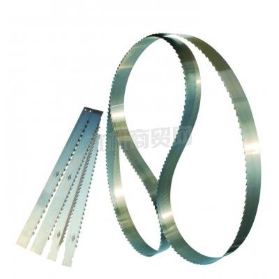 上海津成供应硬质合金带锯条、司太立合金带锯条、卧式合金带锯条