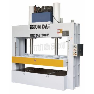 准达供应木工机械预压冷压机MH3248X200T