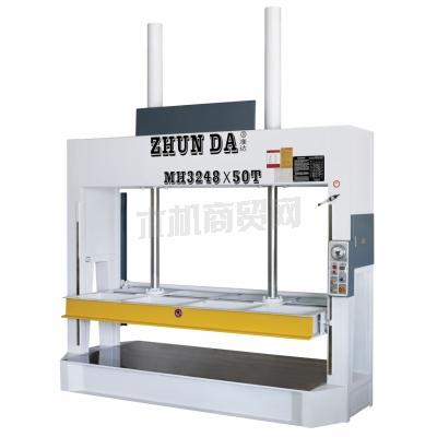 准达供应木工机械预压冷压机MH3248X50T
