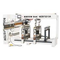 准达供应木工机械排钻三排多轴钻MZB73213A