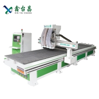 鑫台昌供应XTCCNC-A4 四工序单工位开料机