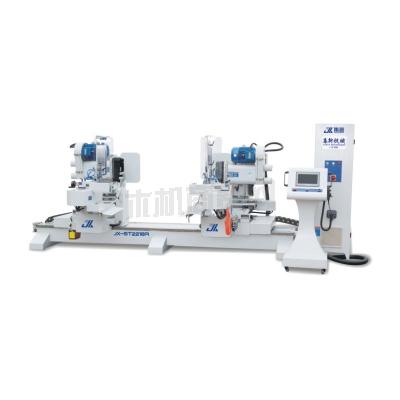 集新机械JX-ST2218A 双端数控榫头机