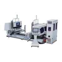 集新机械JX-ST-2215双端数控六轴榫头机
