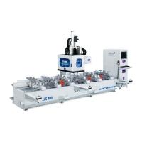 集新机械JX-SC3200-4X2 数控榫槽机