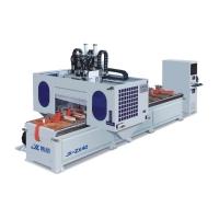 集新机械JX-ZX40实木加工中心